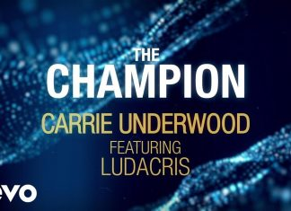 the champion,carrie underwood,fiery,