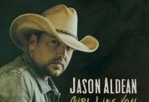 new,jason aldean,aldean,jason,single,girl like you,nashville's newest